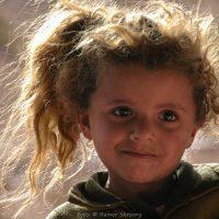 Jordanien, Mädchen in Petra (Foto: Rainer Skrovny / ARR Reisen)