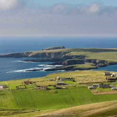 Shetland, Insel Yell (Foto: Rainer Skrovny / ARR Reisen)