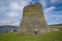 Orkney-Shetland, Moussa Broch