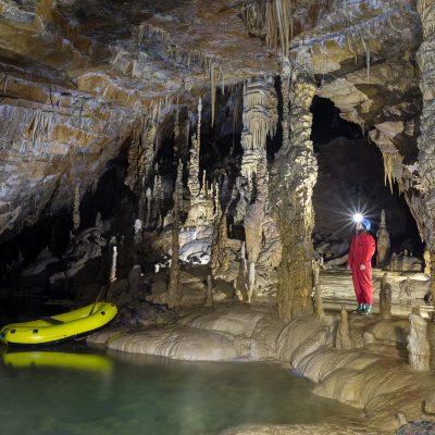 Slowenien, Höhle, Foto: Marc Graf