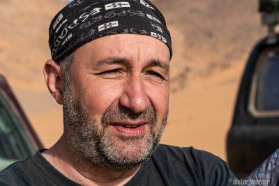 Reinhard Wogritsch, ARR Reiseleiter - Algerien