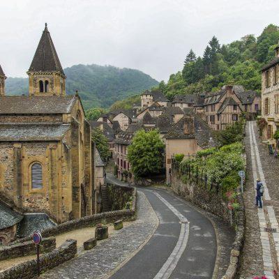 Frankreich, Perigord, Conques