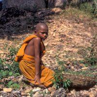 Kambodscha, junger Mönch  (Foto: Rainer Skrovny, ARR Reisen)
