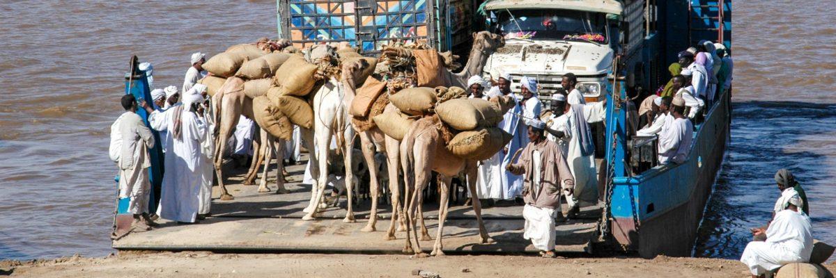 Sudan, Nil-Fähre (Foto: Rainer Skrovny, ARR Reisen)