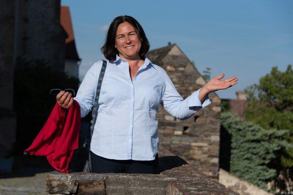 Irene Gramel, ARR Reiseleiter