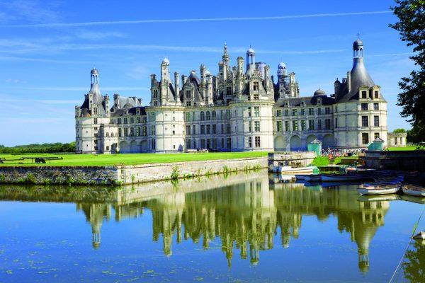Frankreich, Loire-Schlösser