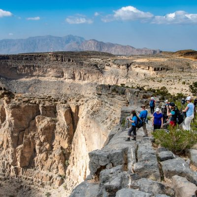 Oman, Jebel Shams (Foto: Rainer Skrovny, ARR Reisen)