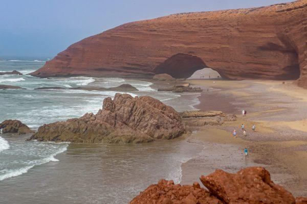 Marokko, Atlantikküste (Foto: Herbert Nekam, ARR Reisen)