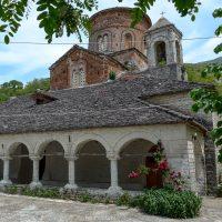 Albanien, Kirche Labova vom Kreuz (Foto: Herbert Nekam, ARR Reisen)