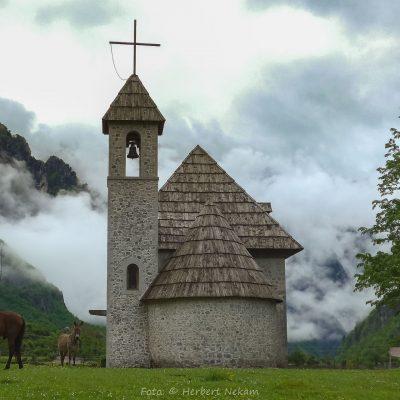 Albanien, Theth (Foto: Herbert Nekam, ARR Reisen)