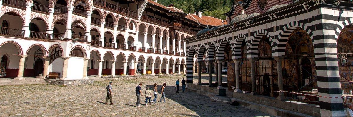 Bulgarien, Rila-Kloster (Foto: Christine Emberger, ARR Reisen)