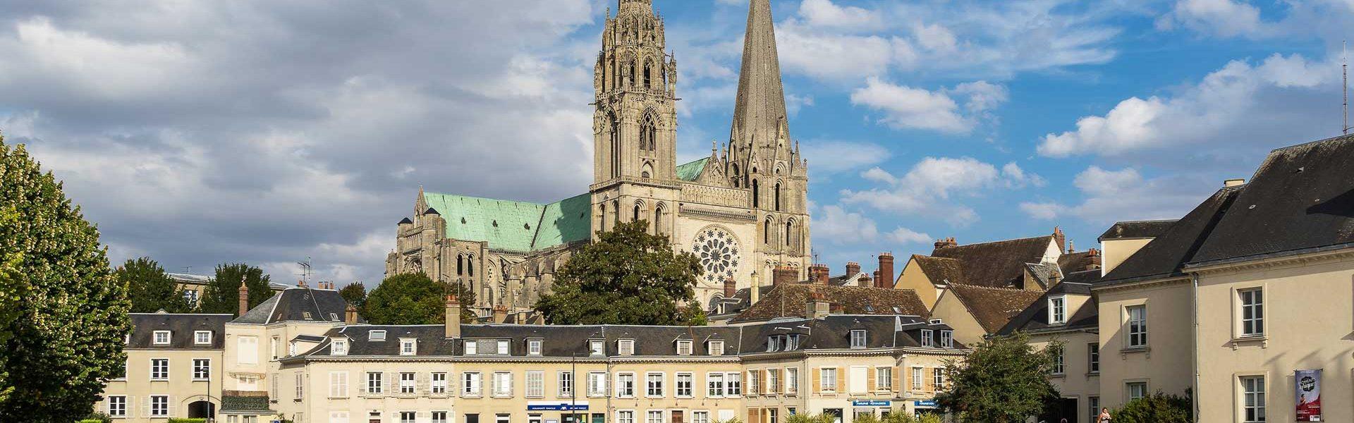 Normandie-Bretagne, Chartres, Kathedrale (Foto: Robert Mrkvicka)