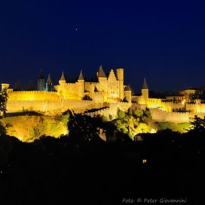 Frankreich, Carcassonne (Foto: Peter Giovannini)