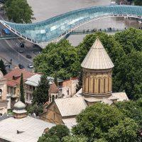 Georgien, Tiflis (Foto: Christine Emberger, ARR Reisen)