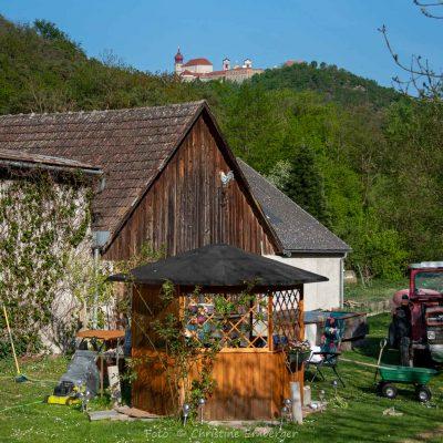 Wachau, Göttweig (Foto: Christine Emberger, ARR Reisen)