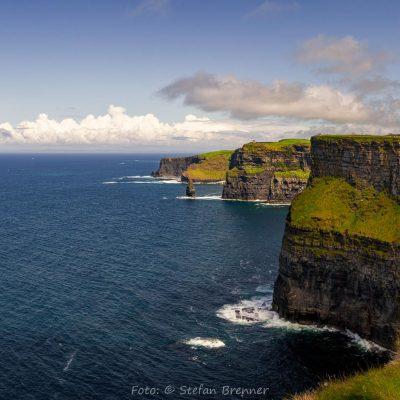 Irland, Cliffs of Moher (Foto: Stefan Brenner)