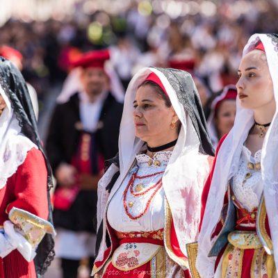 Italien, Sardinien, Sant' Efisio-Fest (Foto: Franz Gerdl, ARR Reisen)