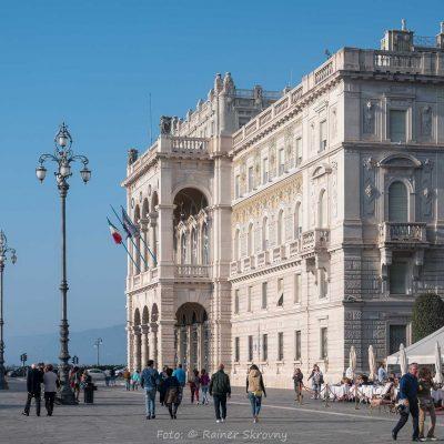 Italien, Triest (Foto: Rainer Skrovny, ARR Reisen)