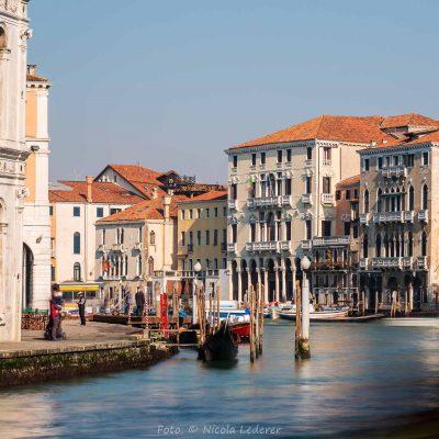 Italien, Venedig, Canale Grande (Foto: Nicola Lederer)