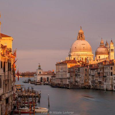 Italien, Venedig, Santa Maria della Salute (Foto: Nicola Lederer)