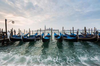 Italien, Venedig, Gondeln (Foto: Nicola Lederer)