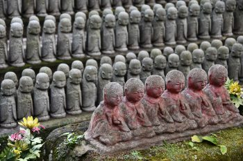 Japan, Jizô-Kamakura (Foto: Herbert Pfriemer)