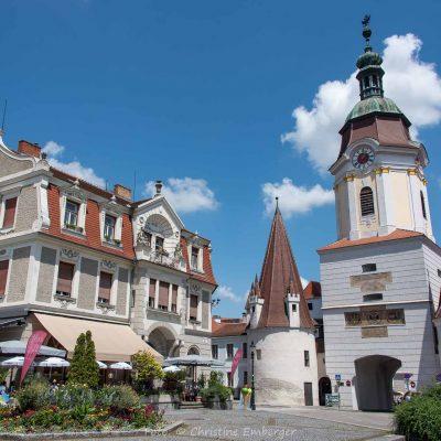 Wachau, Krems, Steiner Tor (Foto: Christine Emberger, ARR Reisen)