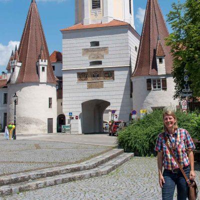 Wachau, Krems, Steiner Tor (Foto: Rainer Skrovny, ARR Reisen)