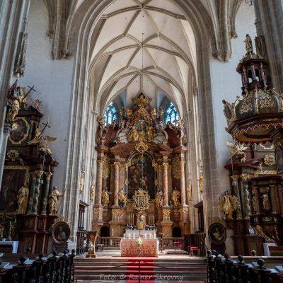 Wachau, Krems, Pfarrkirche (Foto: Rainer Skrovny, ARR Reisen)