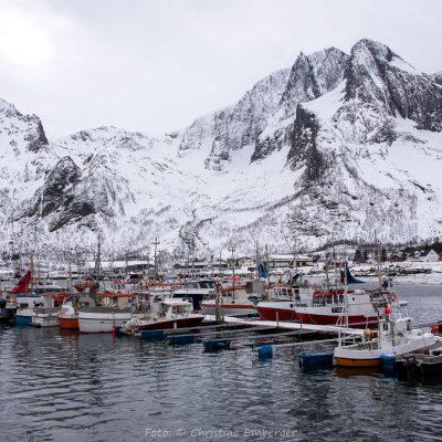 Norwegen, Insel Senja (Foto: Christine Emberger, ARR Reisen)