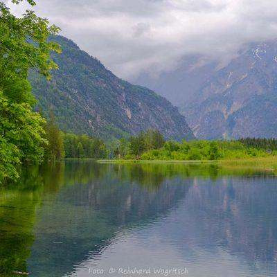 Oberösterreich, Almsee (Foto: Reinhard Wogritsch, ARR)