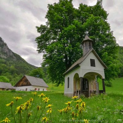 Oberösterreich, Bodinggraben, Rosalia-Kapelle (Foto: Reinhard Wogritsch, ARR)