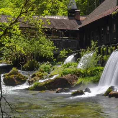 Oberösterreich, Roßleithen (Foto: Reinhard Wogritsch, ARR)