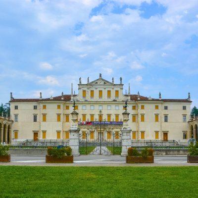 Italien, Villa Manin