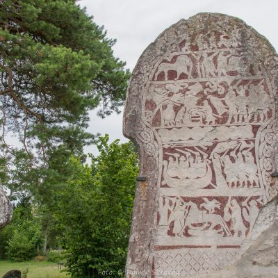 Schweden, Gotland, Bildstein (Foto: Rainer Skrovny, ARR Reisen)