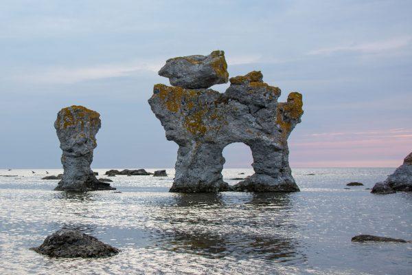 Schweden, Gotland, Rauken (Foto: Rainer Skrovny, ARR Reisen)