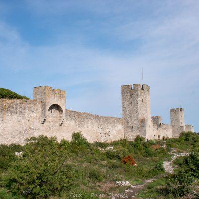 Schweden, Gotland, Visby, Stadtmauer (Foto: Rainer Skrovny, ARR Reisen)