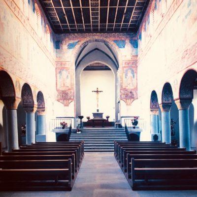 Bodensee, Reichenau, St. Georg (Foto: Natalie Schlegel, ARR Reisen)