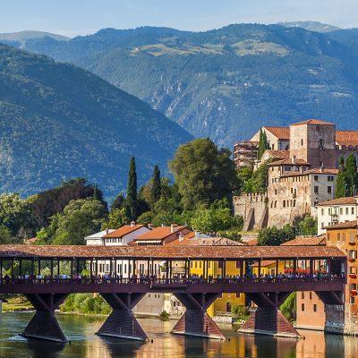 Italien, Bassano del Grappa (Foto: ©travelview - stock.adobe.com)
