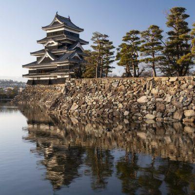 JAPAN / Nagano / Matsumoto / Matsumoto Castle
