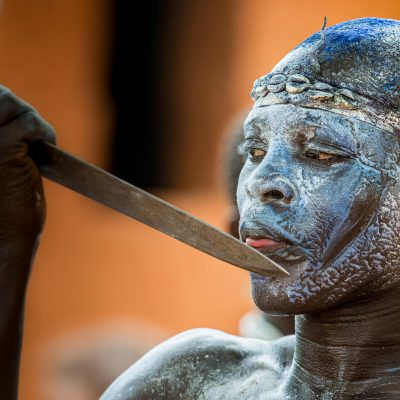 Togo - Benin, Koku-Tanz (Foto: Anton Schmoll)
