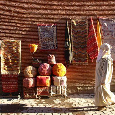Orientalisches Marrakesch