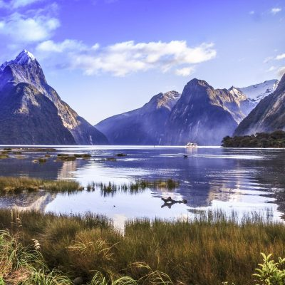 Neuseeland_Mitre Peak