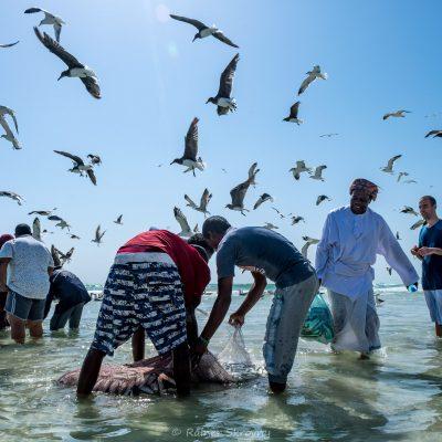 Oman, Fischer (Foto: Rainer Skrovny, ARR Reisen)