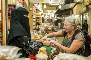 Oman, Salalah, Weihrauchmarkt (Foto: Rainer Skrovny, ARR Reisen)