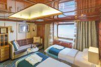 MS Sea Spirit, Superior Suite