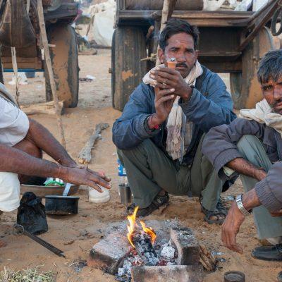 Indien, Pushkar (Foto: Bernhard Brenner)