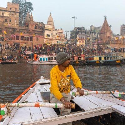 Indien, Varanasi (Foto: Bernhard Brenner)