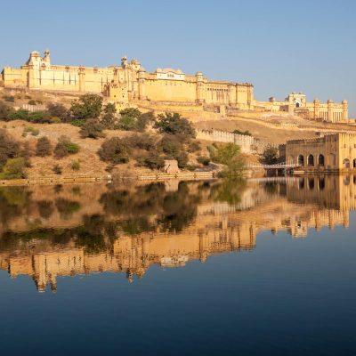 Indien, Amber, Fort (Foto: Bernhard Brenner)