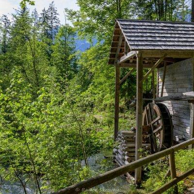 Am Weg zum Toplitzsee, Ranftlmühle (Foto: Rainer Skrovny, ARR Reisen)